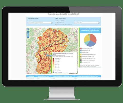 Observatoire Territorial Energétique de la Région Bourgogne-Franche-Comté