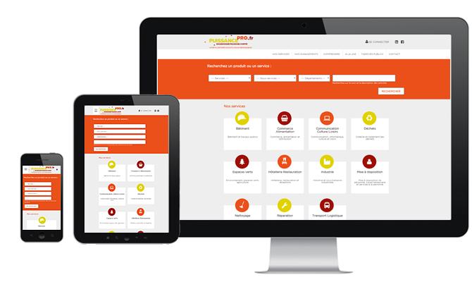 Site Internet pour les Achats Socialement Responsables en Bourgogne Franche-Comté